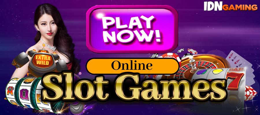 Judi Slot Online Progresif