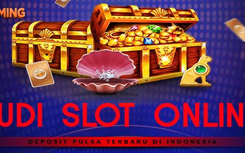 Judi Slot Online Deposit Pulsa Terbaru Di Indonesia